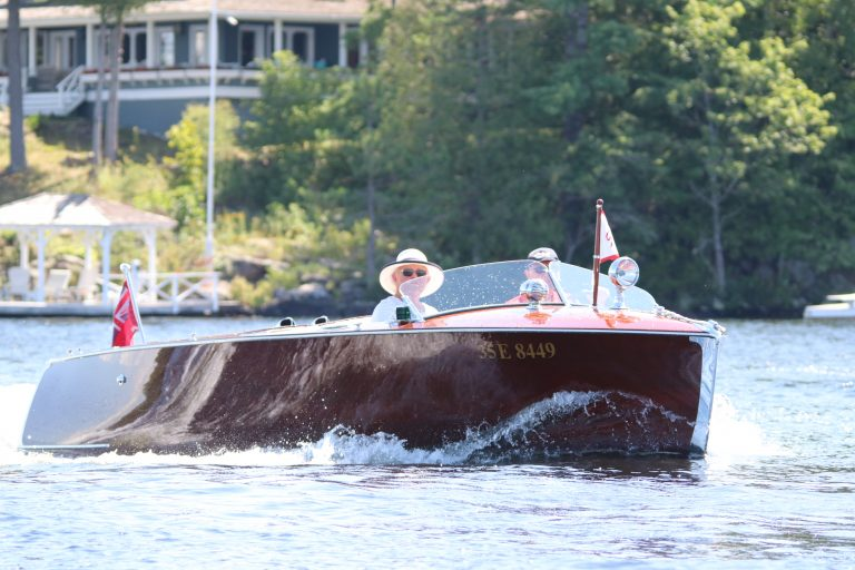 1949 Greavette Runabout